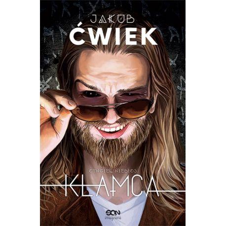 Okładka książki Kłamca 1. Cyngiel niebios. Wydanie II na księgarni sportowej labotiga.pl