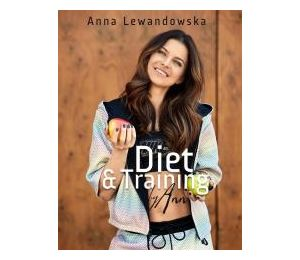 Książka Anny Lewandowskiej Diet & Training by Ann na LaBotiga.pl