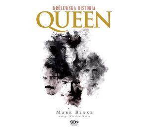Okładka książki Queen. Królewska historia. Wydanie II dostepnej w księgarni laBotiga