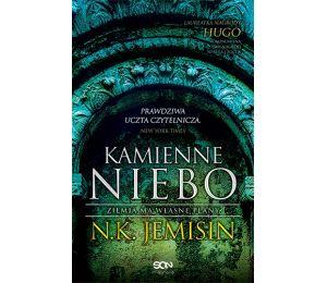 Okładka książki Kamienne niebo na labotiga.pl