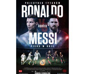 Film Ronaldo kontra Messi. Pojedynek tytanów