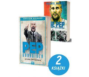 Pakiet książek sportowych Che Pep i Pep Guardiola. Sztuka zwyciężania. Wydanie II