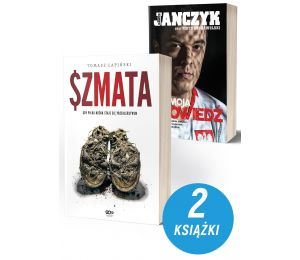 Okładka książki sportowej Szmata dostępnej w księgarni sportowej labotiga.pl