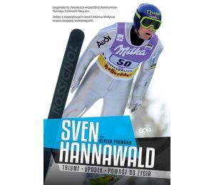Okładka książki Sven Hannawald