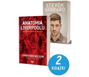 Książka sportowa Anatomia Liverpoolu. Historia w dziesięciu meczach na labotiga.pl