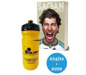 Pakiet: Peter Sagan. Mój świat + bidon