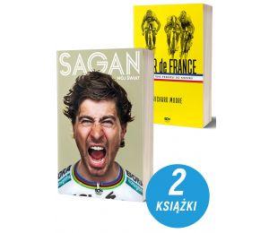 Pakiet: Peter Sagan. Mój świat + Tour de France