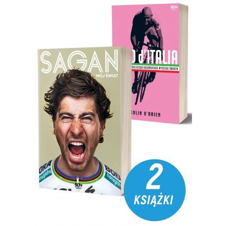 Pakiet: Peter Sagan. Mój świat + Giro d'Italia