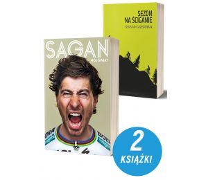 Pakiet: Peter Sagan. Mój świat + Sezon na ściganie