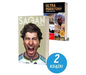 Pakiet: Peter Sagan. Mój świat + Samo Sedno