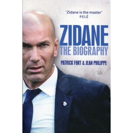 Książka sportowa Dwa życia Zidane'a dostępna na labotiga.pl