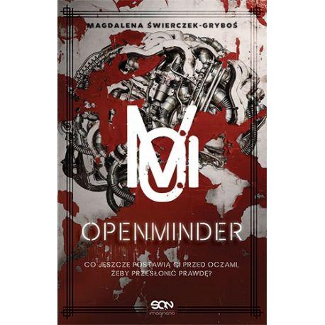 Ebook wydawnictwa sqn Openminder. Tom 1. Koty