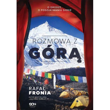 Książka sportowa Rozmowa z Górą Rafała Froni dostępna w księgarni labotiga.pl