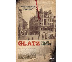 """Okładka książki """"Glatz"""" Tomasza Duszyńskiego na labotiga.pl"""