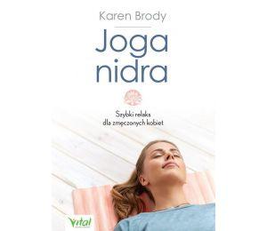 Okładka książki Joga nidra. Szybki relaks dla zmęczonych kobiet