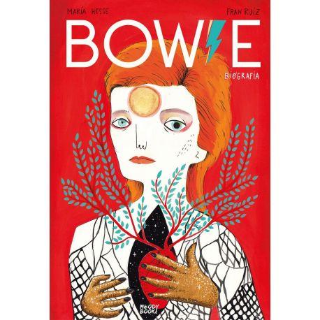 """Okładka książki """"Bowie. Biografia"""" na Labotiga.pl"""