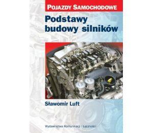 """Okładka książki """"Podstawy budowy silników"""""""