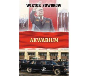 "Okładka książki ""Akwarium """