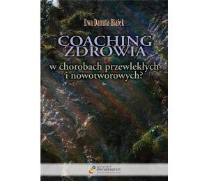 """Okładka książki """"Coaching zdrowia w chorobach przewlekłych"""""""