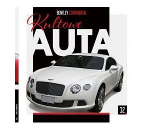 Kultowe Auta T.32 Bentley Continental