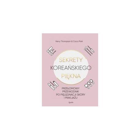 Okładka książki Sekrety koreańskiego piękna na Labotiga.pl