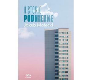 "Okładka książki ""Historie podniebne"" na Labotiga.pl"