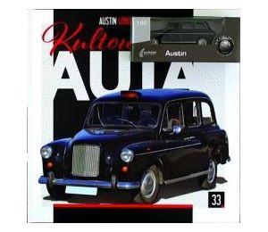 Kultowe Auta T.33 Austin London Taxi