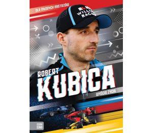 Okładka książki Robert Kubica. Wyścig życia na Labotiga.pl