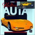 Kultowe Auta T.35 Chevrolet Corvette 1999