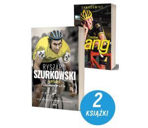 Zdjęcie Pakietu książek sportowych Ryszard Szurkowski + Czesław Lang na Labotiga.pl