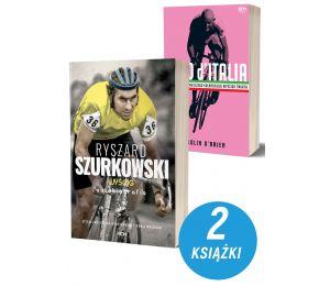 Zdjęcie Pakietu książek sportowych Ryszard Szurkowski + Giro d'Italia na Labotiga.pl