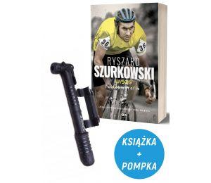 Zdjęcie Pakietu książka sportowa Ryszard Szurkowski + pompka MINI TOUR DE FRANCE w sklepie Labotiga