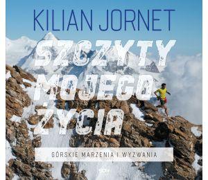 Okładka książki Szczyty mojego życia. Górskie marzenia i wyzwania w księgarni sportowej Labotiga.pl