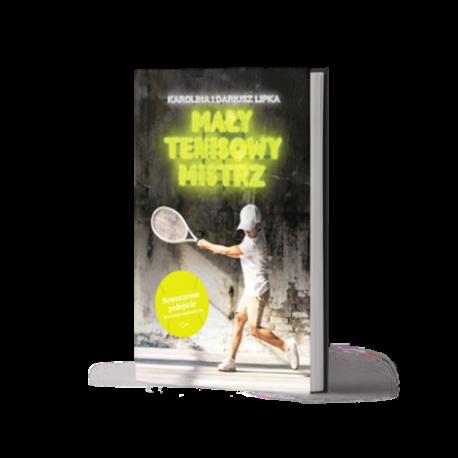 Okładka książki Mały tenisowy mistrz w księgarni sportowej Labotiga