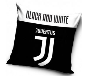Poszewka i wkad z wzorami 40x40 JT181022 Juventus