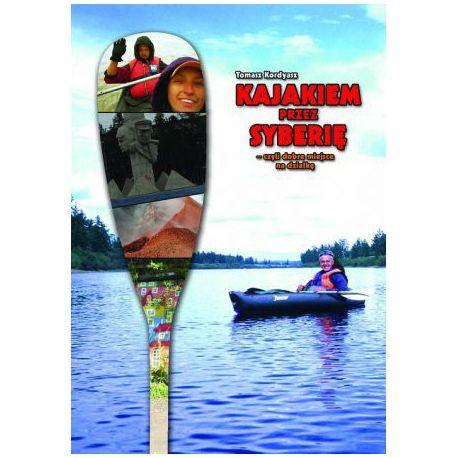 Okładka książki Kajakiem przez Syberię w księgarni Labotiga
