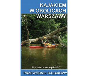 Okładka książki Kajakiem w okolicach Warszawy w księgarni Labotiga