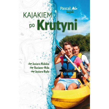 Okładka książki Kajakiem po Krutyni w księgarni Labotiga