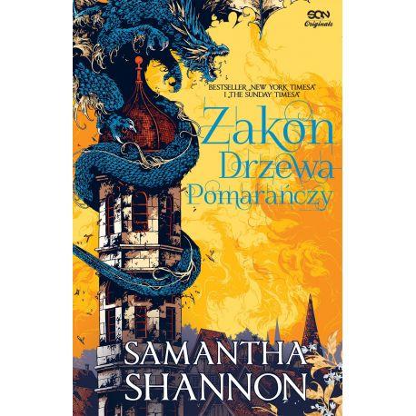 Okładka książki SQN Originals: Zakon Drzewa Pomarańczy TW w księgarni Labotiga