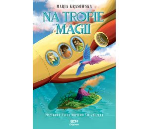 Okładka książki Na tropie magii w księgarni Labotiga