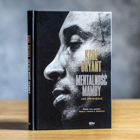 Okładka książki Kobe Bryant. Mentalność Mamby. Jak zwyciężać w księgarni Labotiga