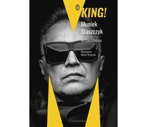 Okładka książki King! Autobiografia w księgarni Labotiga
