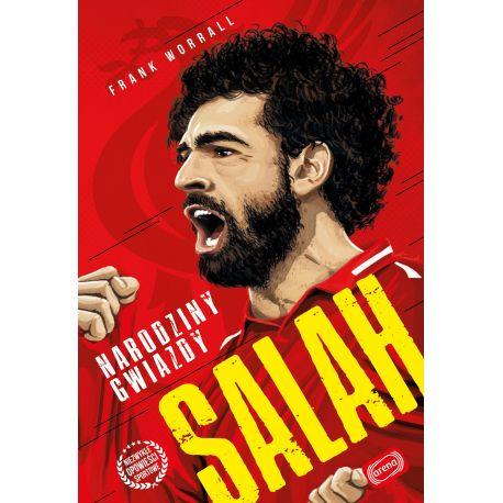 Okładka książki Salah. Narodziny gwiazdy w księgarni Labotiga