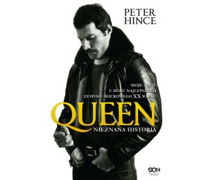 Okładka książki Queen. Historia nieznana. Wydanie 2 w księgarni Labotiga