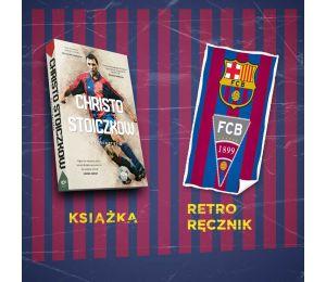 (Wysyłka ok. 7.11) Christo Stoiczkow + mały ręcznik (plakat gratis)