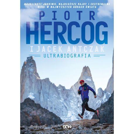 Okładka książki Piotr Hercog. Ultrabiografia w księgarni Labotiga