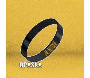 (Wysyłka ok. 27.11) Opaska gumowa Ja, futbol Zlatan Ibrahimović
