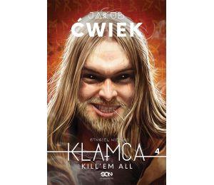 Okładka książki Kłamca 4. Kill'em all w księgarni sportowej Labotiga