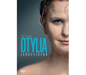 Okładka książki sportowej Otylia. Moja historia na labotiga.pl