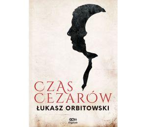 Okładka książki Czas cezarów w księgarni sportowej Labotiga